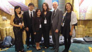 Berkeley SRP members attended the Chulabhorn
