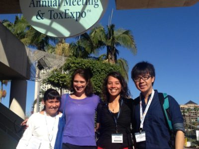 Annual Society of Toxicology Meeting (Mar 2016)