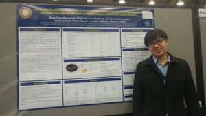 Annual Society of Toxicology Meeting: Phum Tachachartvanich (March 2017)